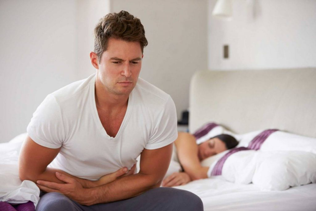 Клизма при вздутии кишечника: польза и вред