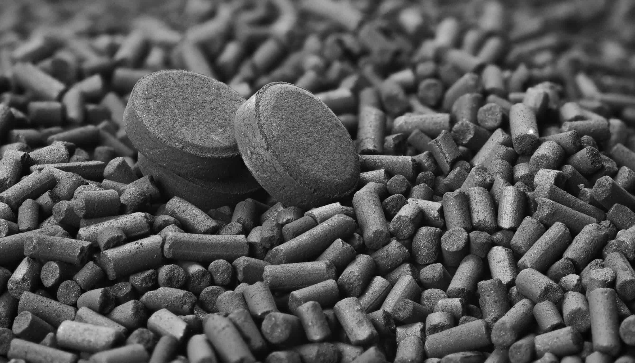 Активированный уголь от метеоризма и вздутия живота