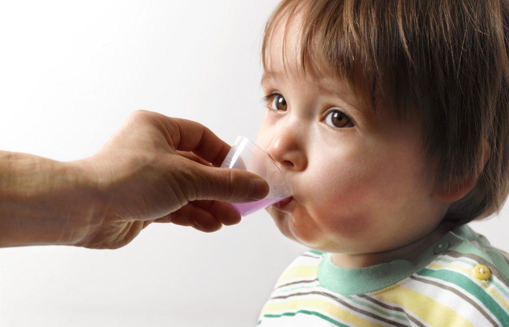 Лекарства детям при вздутии живота