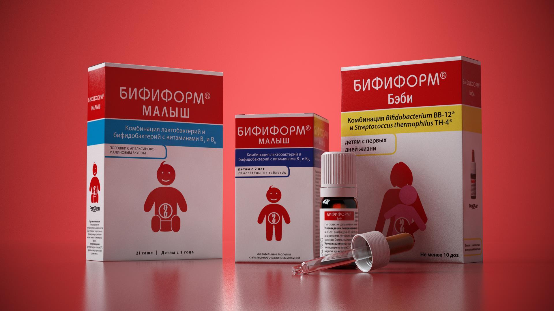 Препараты от коликов и вздутия живота для новорожденных