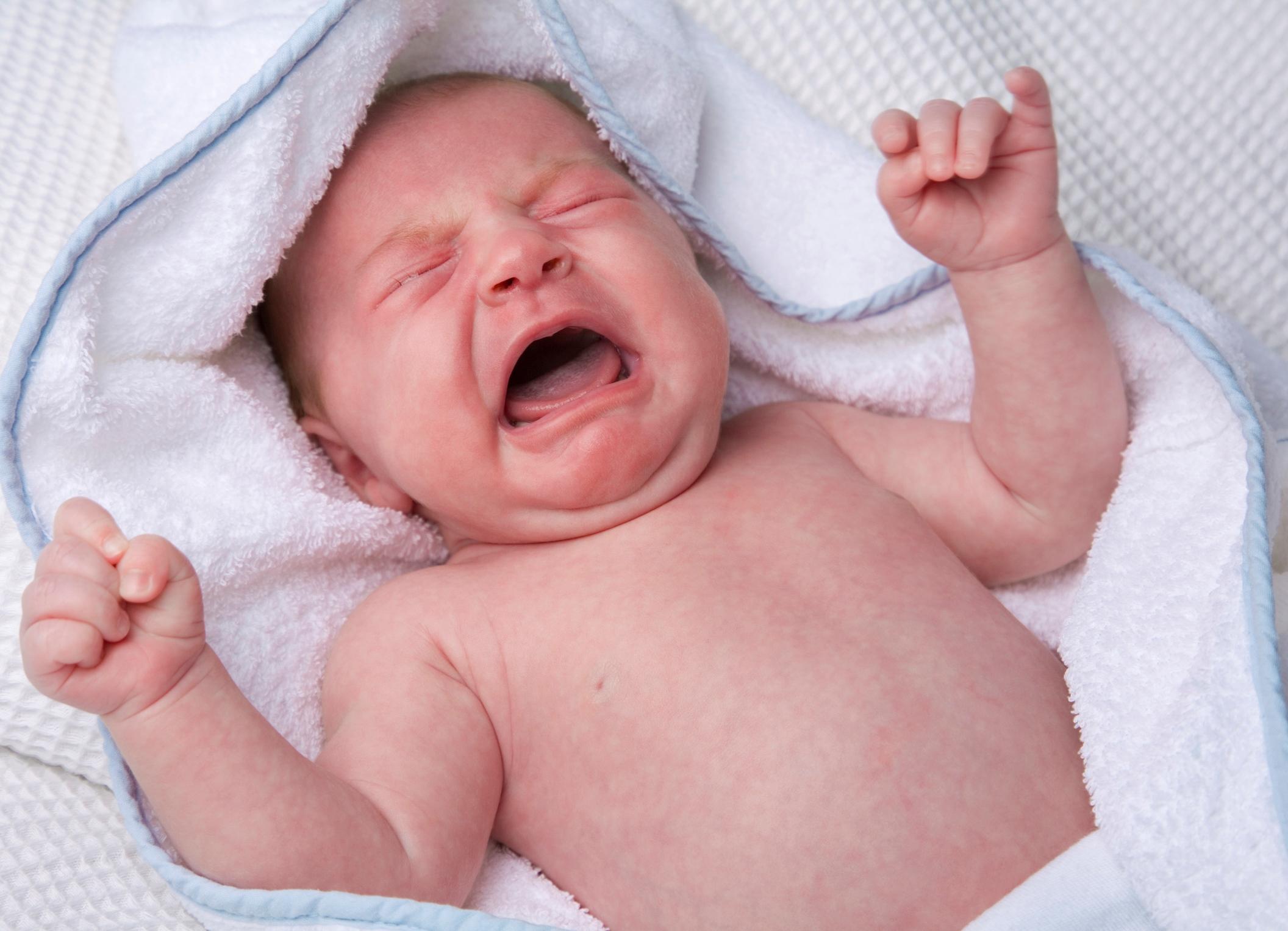 Средство от колик и вздутия живота для новорожденных